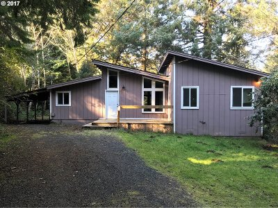 Florence OR Single Family Home For Sale: $170,000