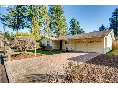 Single Family Home For Sale: 2560 SW 175th Ave