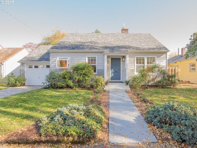 Single Family Home For Sale: 7424 N Wayland Ave
