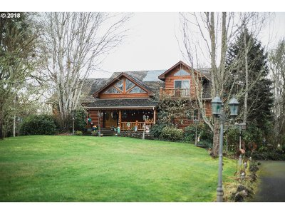 Douglas County Single Family Home For Sale: 390 Old Garden Valley Rd