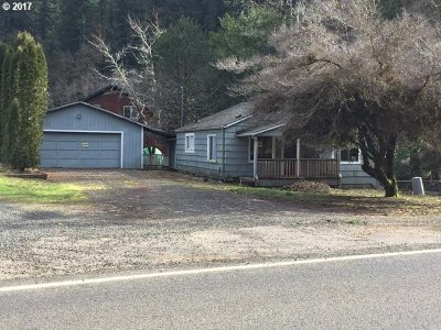 Mapleton Single Family Home For Sale: 11720 Hwy 36