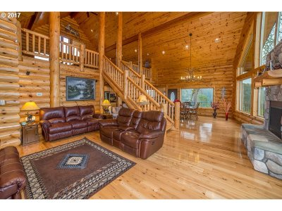 Roseburg Single Family Home For Sale: 10181 North Umpqua Hwy