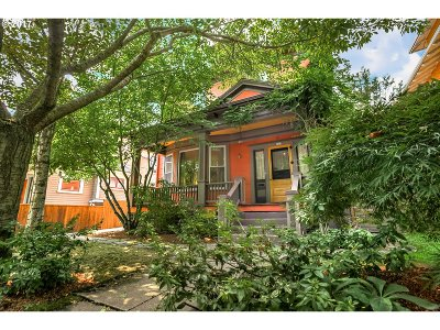 Portland Single Family Home For Sale: 223 SE 28th Ave