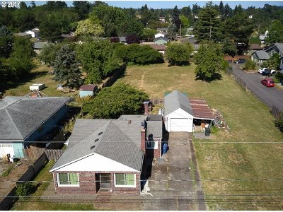 Milwaukie Residential Lots & Land For Sale: 9311 SE 55th Ave