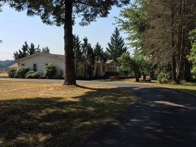 Sandy Single Family Home For Sale: 39450 SE Rude Rd