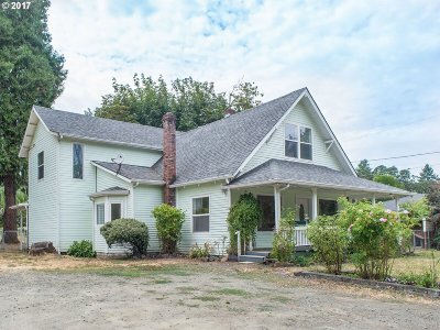 Cottage Grove, Creswell Single Family Home For Sale: 905 S River Rd