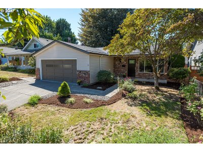 Single Family Home For Sale: 1815 SE 52nd Ave