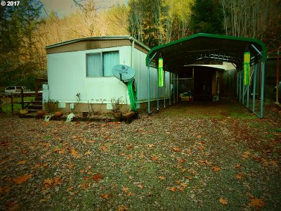 Lane County Single Family Home For Sale: 13123 Hwy 36