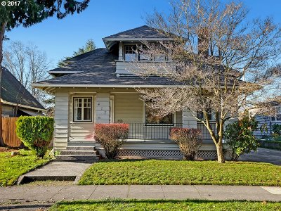 Single Family Home For Sale: 417 SE 50th Ave