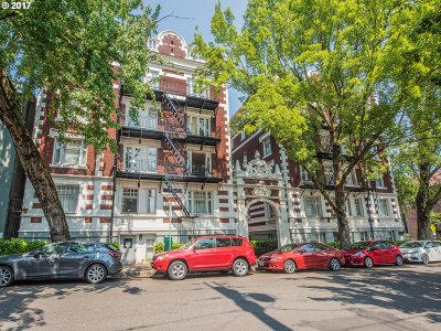 Portland Condo/Townhouse For Sale: 1811 NW Couch St #509