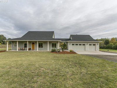 Single Family Home For Sale: 46465 NW Hillside Rd