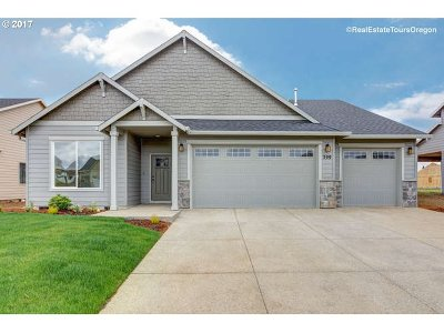 Sublimity Single Family Home Sold: 399 Belgian St