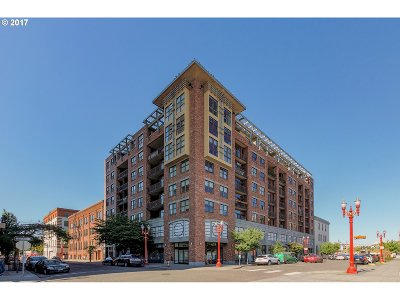 Portland Condo/Townhouse For Sale: 411 NW Flanders St #407