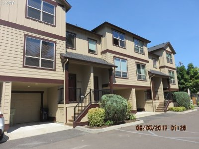 Beaverton Condo/Townhouse For Sale: 2949 SW 187th Ave