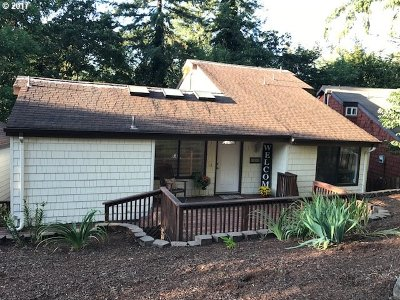 Springfield Single Family Home For Sale: 7036 Glacier Dr