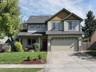 Stayton Single Family Home Sold: 2218 Summerview Dr