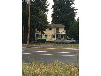 Single Family Home For Sale: 14907 SE Powell Blvd