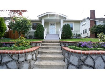 Portland Single Family Home For Sale: 1626 N Terry St