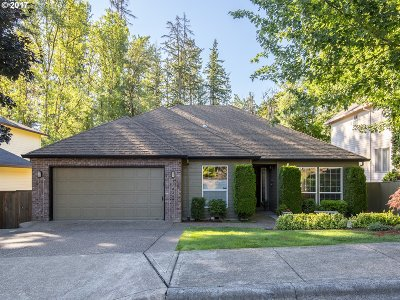 Beaverton Single Family Home For Sale: 17820 SW Zenith Pl
