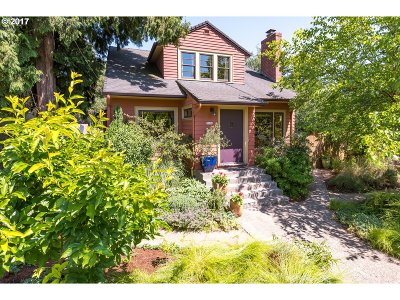 Single Family Home For Sale: 5906 NE 26th Ave