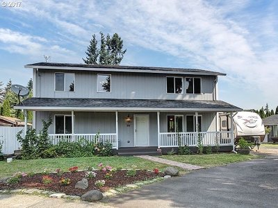Single Family Home For Sale: 4805 NE 132nd Pl