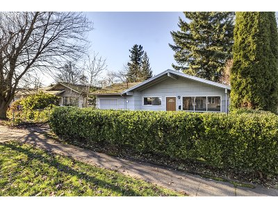 Portland Single Family Home For Sale: 9631 N Clarendon Ave