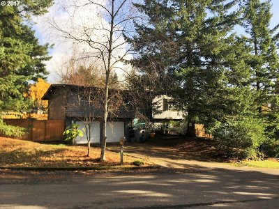 Single Family Home For Sale: 210 SW 97th Ave