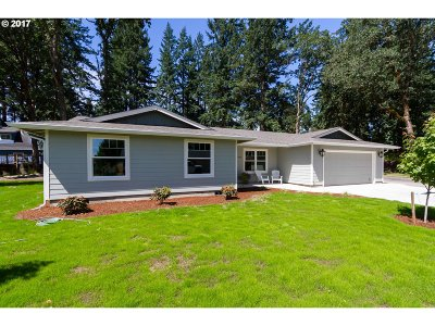 Stayton Single Family Home Sold: 425 W Kathy St