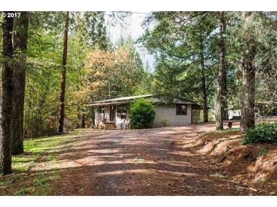 Dallas Single Family Home For Sale: 17375 Oakdale Rd