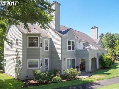 Wilsonville, Canby, Aurora Condo/Townhouse For Sale: 8510 SW Curry Dr SW #C