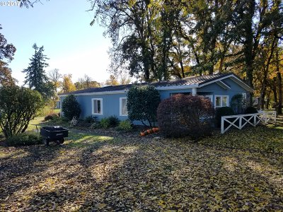 Wilsonville, Canby, Aurora Single Family Home For Sale: 18626 Butteville Rd NE