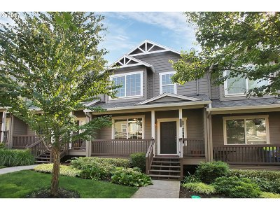Single Family Home For Sale: 16161 NW Fescue Ct