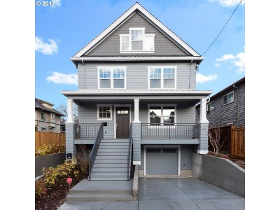 Single Family Home For Sale: 1725 SE Alder St