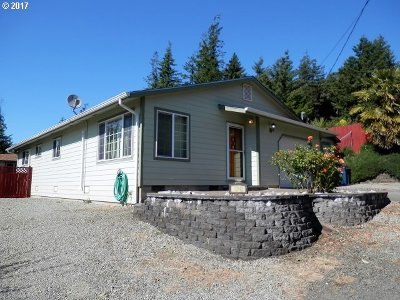 Coquille OR Single Family Home For Sale: $195,000