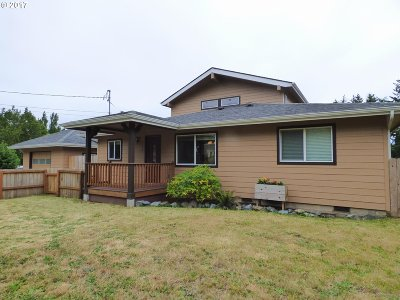 North Bend Single Family Home For Sale: 93616 W Dove Ln