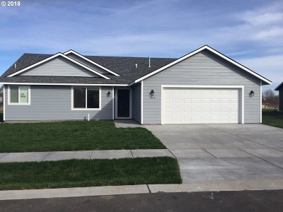 Hermiston Single Family Home For Sale: 384 SW Cottonwood Dr