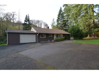 Cowlitz County Single Family Home For Sale: 1109 Coal Creek Rd