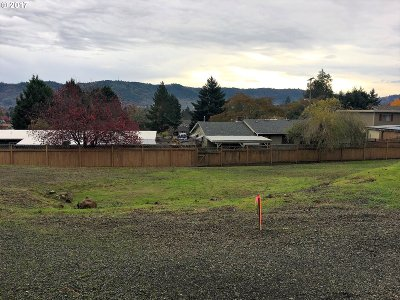 Roseburg OR Residential Lots & Land For Sale: $45,000
