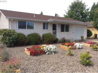 Woodburn Single Family Home Bumpable Buyer: 157 S Columbia Dr