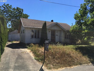 Portland Single Family Home For Sale: 9014 N Richmond Ave