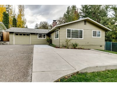 Eugene Single Family Home For Sale: 2886 Chambers St