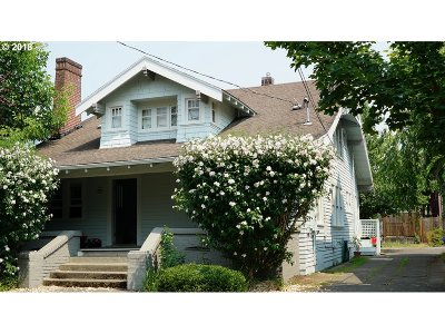 Multi Family Home For Sale: 1540 SE 35th Pl