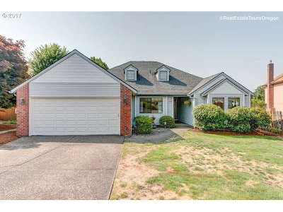 Happy Valley Single Family Home For Sale: 12840 SE Regency View St