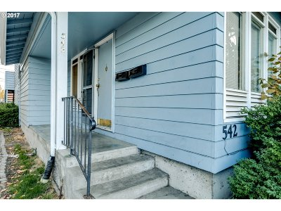 Eugene Multi Family Home For Sale: 542 E 18th Ave