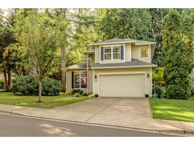 Tigard Single Family Home For Sale: 12797 SW 113th Pl