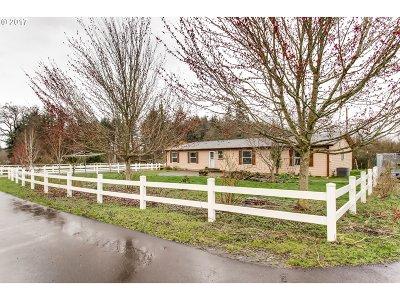 Salem Single Family Home For Sale: 12430 Waldo Hills Dr SE