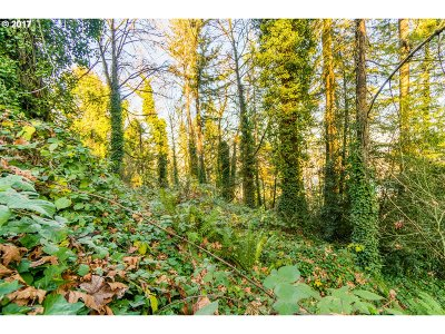 Portland Residential Lots & Land For Sale: 9839 NW Germantown Rd
