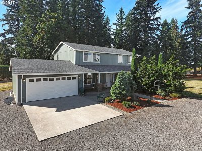 Estacada Single Family Home For Sale: 30355 SE River Mill Rd