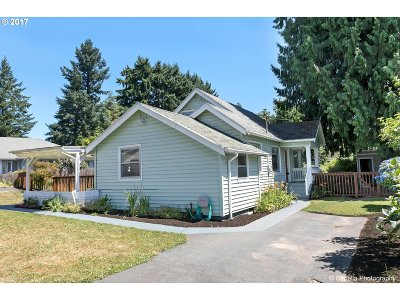 Milwaukie Single Family Home For Sale: 18310 SE River Rd