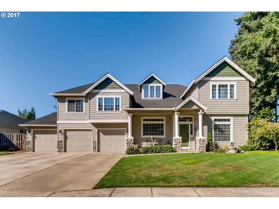 Camas WA Single Family Home Sold: $630,000